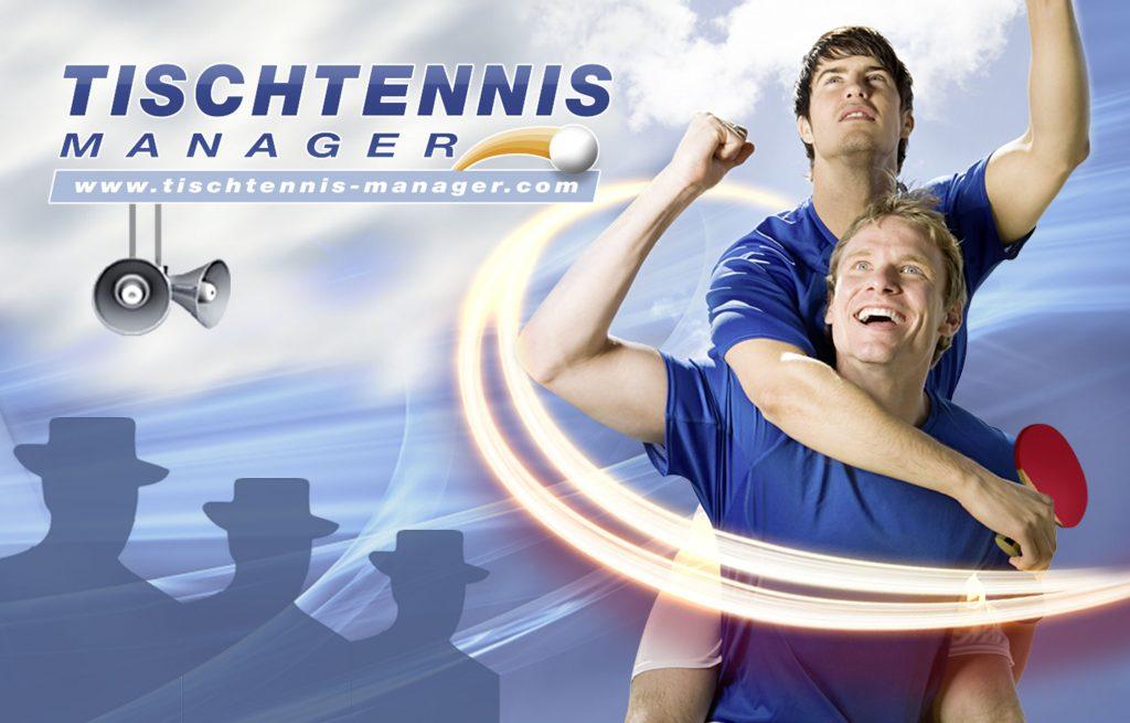 Tischtennis Managergame