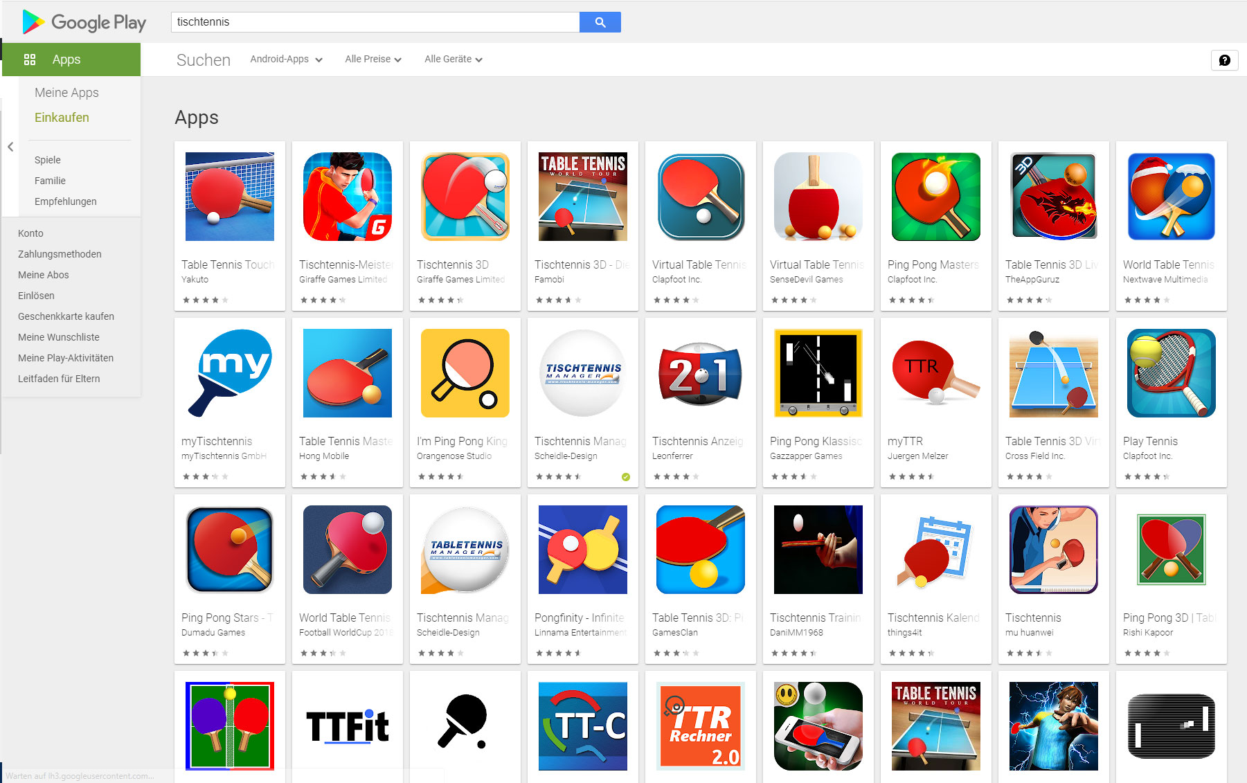 Google Play Apps Marketing